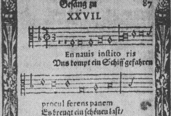 Andernacher Gesangbuch 1608