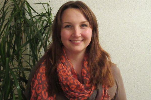 Presbyterin Jessica Seyfarth.