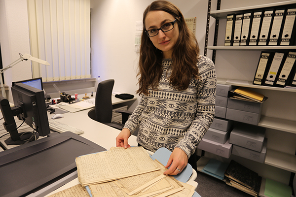 Archiv-Mitarbeiterin Ilona Schröder wird im Dezember wöchentlich eines der Rezepte auf dem Blog des Archivs vorstellen.