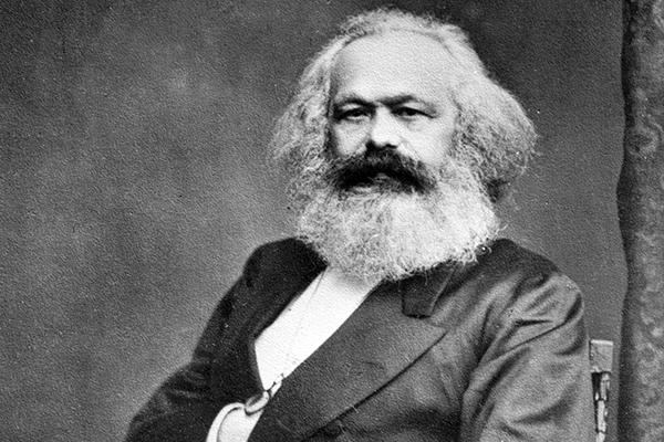 Karl Marx Foto: John Jabez Edwin Mayal [Public domain], via Wikimedia Commons
