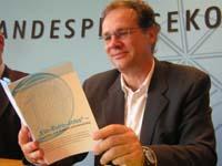 Studie über Ein-Euro-Jobs: Michael Wiedemeyer.