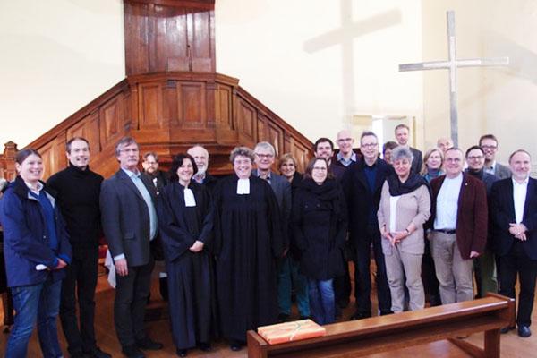 Gemeinsame Tagung der Synodalbeauftragten für christlich-jüdischen und christlich-muslimischen Dialog in Paris.