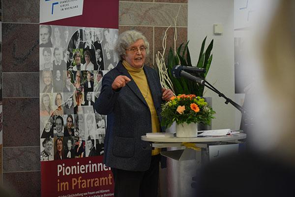 Gisela Vogel, Oberkirchenrätin i.R.