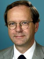 Er wird der Kirchentagspräsident 2013: Prof. Dr. Gerhard Robbers aus Trier. Foto: DEKT/epd