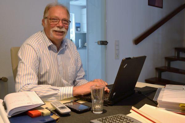 Ehrenamt Remscheid Hans-Ulrich Sander