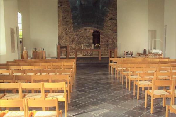 Ein Blick in die Stadtkirche Idar. Am Sonntag wird von dort der Gottesdienst übertragen.