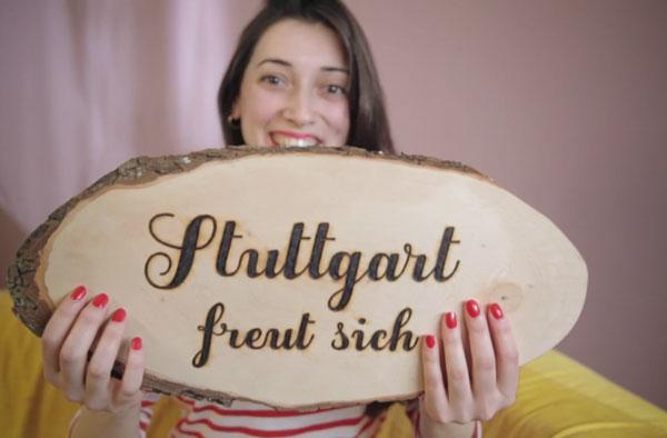 Stuttgart freut sich
