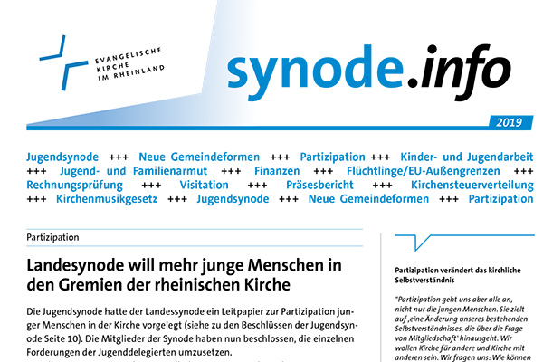 Synode.info