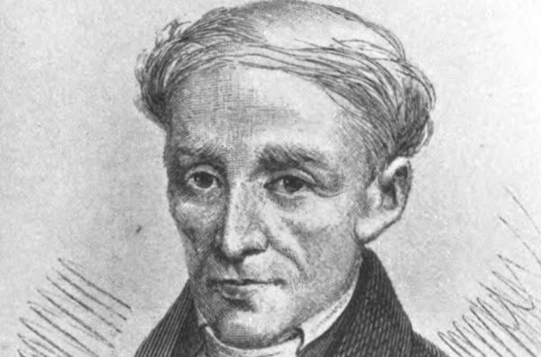Dichter Johann Wilhelm Hey
