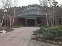 Rund um die Kapelle des Luftwaffenstützpunktes Hahn findet der Kreiskirchentag statt.