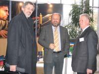 Drei rheinische Superintendenten: neben Luther weiterhin im Nebenamt.