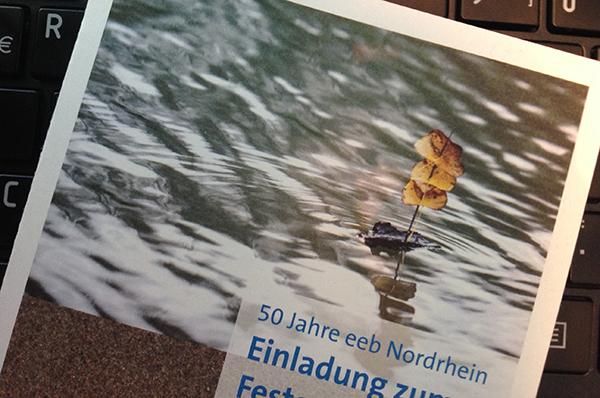 Gut unterwegs: Das eeb Nordrhein feiert sein 50-jähriges Bestehen.