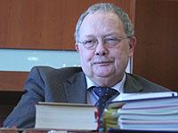 Wiedergewählt: Oberkirchenrat Jürgen Dembek.
