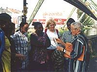 Unterwegs: Eine der bisherigen Ökumenischen Wohngemeinschaften.