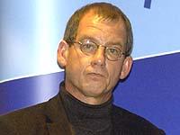 Wachsam gegenüber Feindbildern, auch den eigenen: Oberkirchenrat Wilfried Neusel.