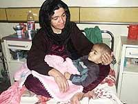 Ziel der Medikamentenlieferungen: die Mutter-Kind-Klinik in Basra im Irak.