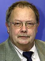 Premiere gelungen, auch wenn die Zeit zu kurz war: Oberkirchenrat Jürgen Dembek.