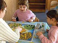 Thema der Landessynode: Kindergärten.