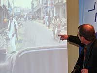 Besuchte Sri Lanka: Oberkirchenrat und VEM-Vizemoderator Wilfried Neusel.