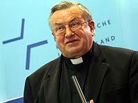 Gibt den Vorsitz der katholischen Bischofskonferenz ab: Karl Kardinal Lehmann.