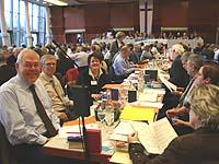 Letzte Plenarsitzung der Landessynode 2007