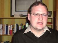 Kandidiert zum ersten Mal fürs Presbyterium: Sven Gnädig.