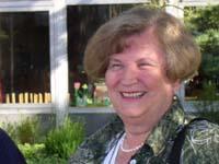 Kandidiert erneut fürs Presbyterium: Margret Tzschiesche.
