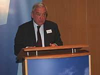 Besondere Chance für Gemeindemitglieder: Vizepräsident Christian Drägert.