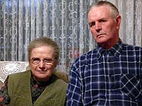 Kein Problem, den Berechtigungsschein zu erhalten: Martha und Walter Pauls.