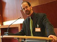 Globalisierung gehört zum christlichen Zeugnis: Professor MarK Burrows (UCC).