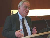 Kirche zukunftsfähig gestalten: Vizepräsident Christian Drägert.