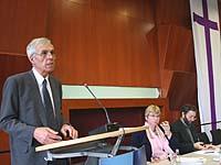 Dem Leben dienen: Prof. Konrad Raiser.
