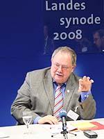 Oberkirchenrat Jürgen Dembek