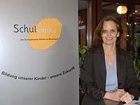 Dr. Elke Diederich ist Mitglied des Kuratoriums der Schulstiftung.