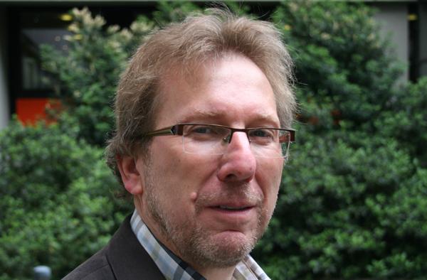 Jürgen Rams von der Männerarbeit der Evangelischen Kirche im Rheinland