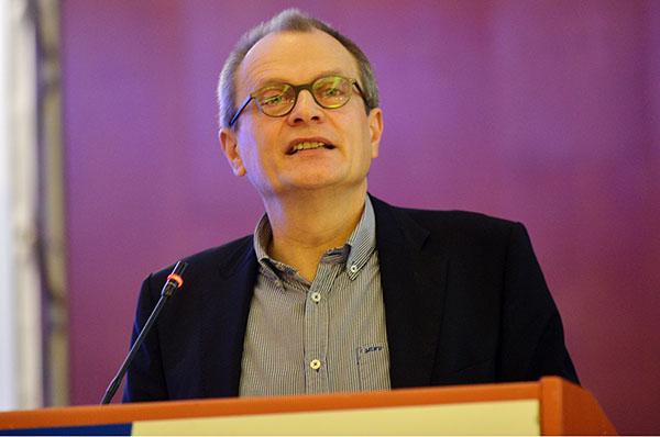 Pfarrer Ulrich Lilie