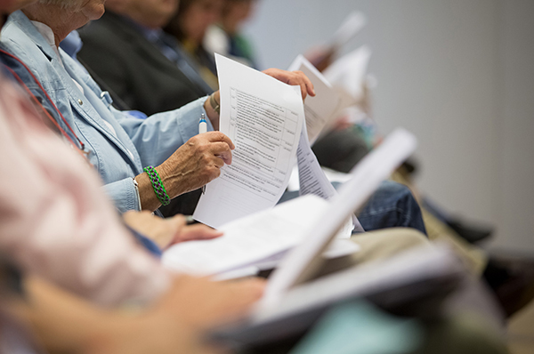 'KL im Gespräch' zur Haushaltskonsolidierung vor einem Jahr in Bonn. Archivfoto ekir.de/Martin Magunia
