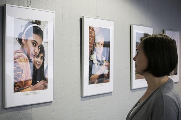 Porträts von Menschen im rumänischen Siebenbürgen stehen im Mittelpunkt der Ausstellung von Fotos von Martin Eichler.
