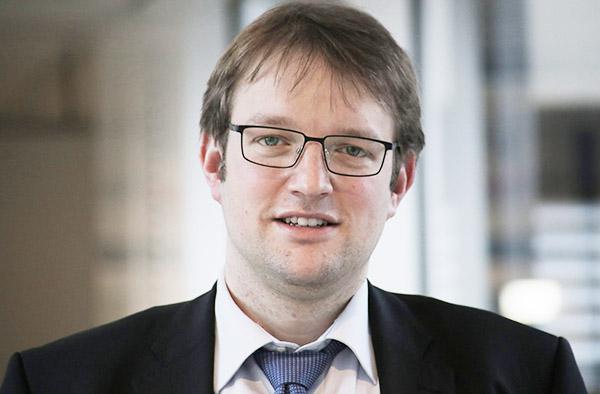 Pfarrer Martin Engels ist der neue Moderator (Vorsitzende) des Reformierten Bundes.