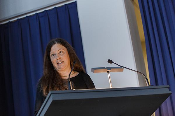 Triumph des Heiligen Geistes: Prof. Dr. Christine Globig.