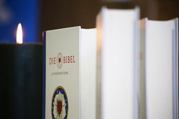 Die Lutherbibel 2017 ist anlässlich des 500. Reformationsjubiläums erschienen.