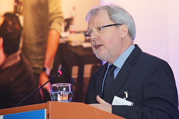 Pfarrer Jan-Gerd Heetderks