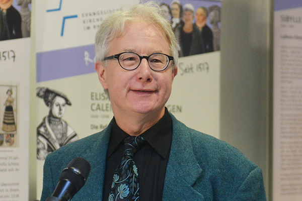 Landeskirchenmusikdirektor Ulrich Cyganek