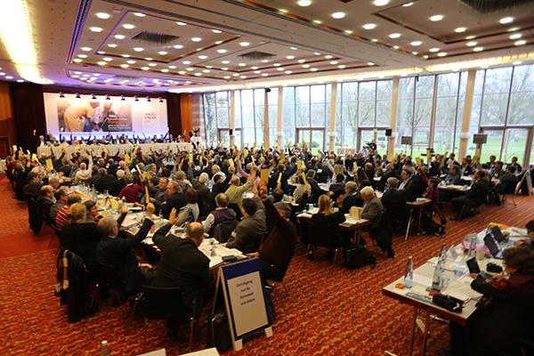 Die Landessynode 2018 beschließt eine theologische Positionsbestimmung für die Begegnung mit Muslimen.