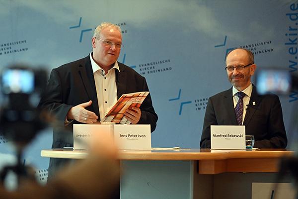 Pressesprecher und Präses Manfred Rekowski
