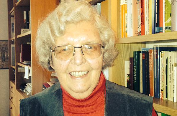 Giseal Vogel, Oberkirchenrätin i.R.