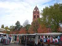 In der Kirche am Katernberger Markt findet die zentrale Reformationsfeier für Essen statt.