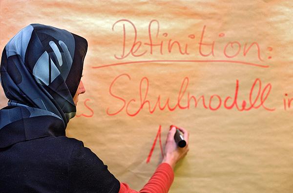 Muslimischen Lehrerinnen darf das Tragen eines Kopftuchs nicht länger pauschal verboten werden.