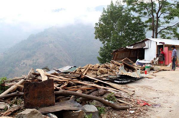 Hilfe vor allem in den ländlichen Regionen Nepals leistet die Gossner Mission. Foto: UMN