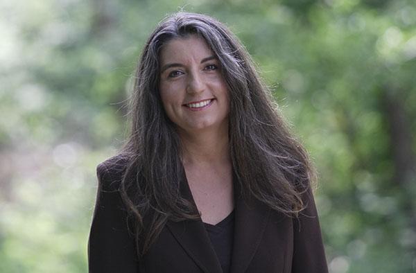 Pfarrerin Heike Schneidereit-Mauth arbeitet als Klinikseelsorgerin in Düsseldorf.